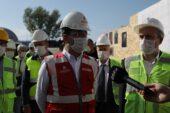 İmamoğlu: Pandemi sürecini altyapı için fırsata dönüştürdük