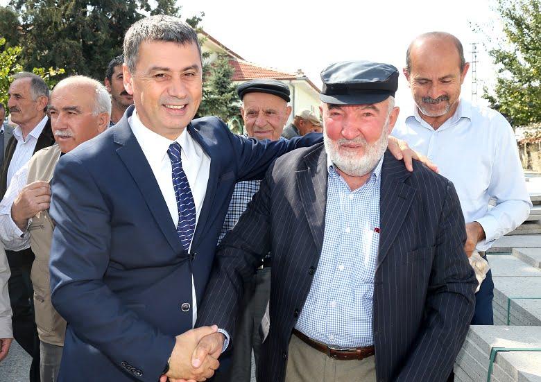 Ramazan Şimşek en başarılı ikinci belediye başkanı oldu