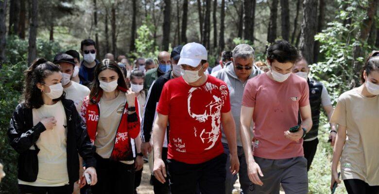 İmamoğlu Atatürk Kent Ormanını Hizmete açtı