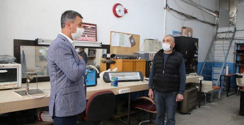 Başkan Şimşek'ten ikramiye müjdesi
