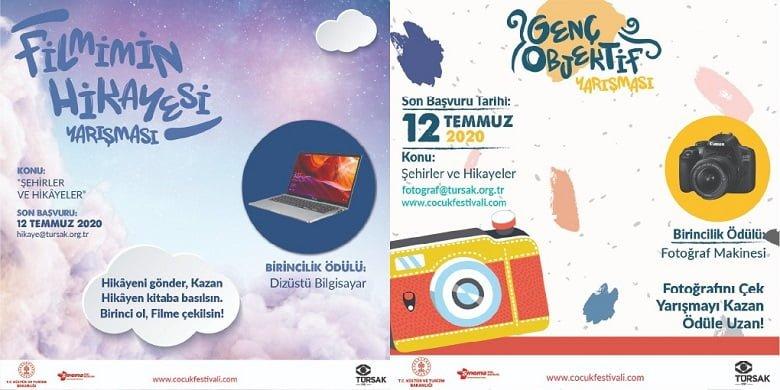 Genç senarist ve fotoğrafçı adaylarının yarışması başladı