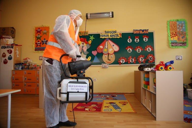 Gölbaşı okulları YKS'ye hazırlanıyor