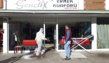 Pursaklar Belediyesi kuaförleri 11 Mayıs'a hazırlıyor