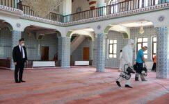 Pursaklar'da camiler hazır