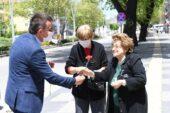 Altındağ'da duygu dolu Anneler Günü