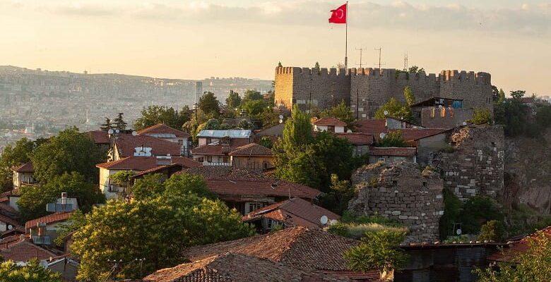 Tarihi Ankara Kalesi sokakları hayat bulacak