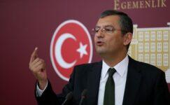 Özgür Özel: Erdoğan anketleri görünce CHP'li belediyelere teşekkür etti