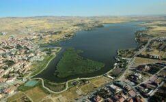 Özel çevre koruma bölgesi Gölbaşı'na millet bahçesi yapılacak