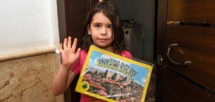 Altındağ Belediyesi'nden çocuklara bayram hediyesi