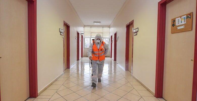 Pandeminin kalbinde güçlü dayanışma