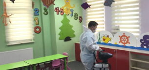 ''Çocuklarımızın Sağlığı Emin Ellerde''