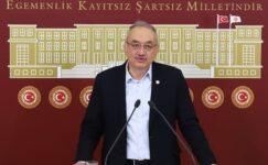 İyi Partili Tatlıoğlu'ndan basın toplantısı