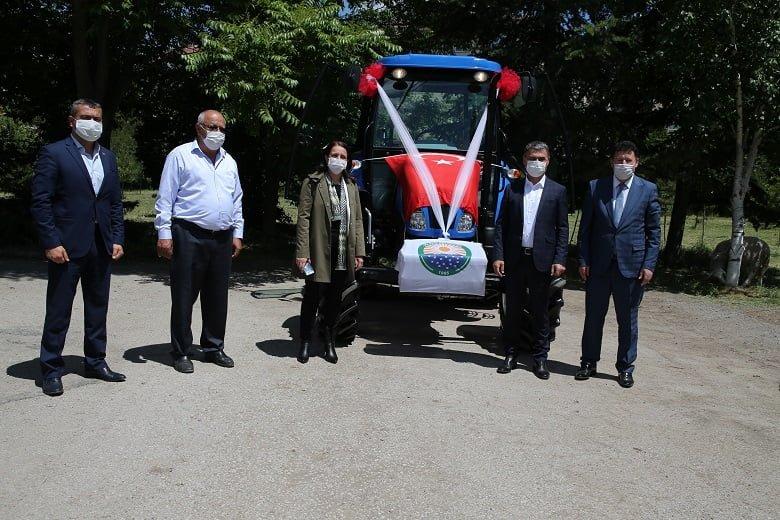 Başkan Ramazan Şimşek'ten Tarıma Katkı