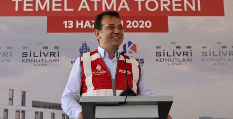 İmamoğlu: İstanbul'un çılgın projesi depremle mücadeledir
