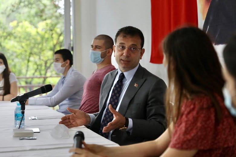 """İmamoğlu'ndan YKS'ye Girecek Öğrencilere """"Burs"""" Müjdesi"""
