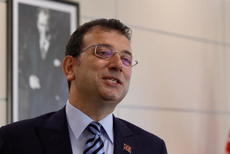 İmamoğlu'ndan Fatih Sultan Mehmet Tablosu yorumu: O artık İstanbul halkına ait