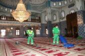 Çankaya Camileri 'Yeni Normale' Hazırlanıyor
