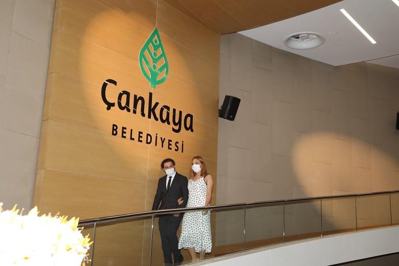 Çankaya'da Nikahlar Başladı