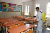 Çankaya Belediyesi YKS İçin Okulları Temizledi