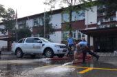 Büyükşehir Su Taşkınlarına Karşı Teyakuzda