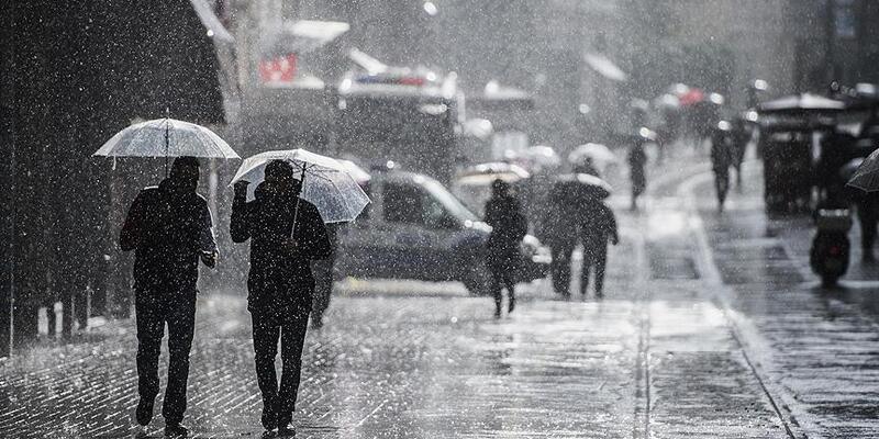 Yarından İtibaren Yağışlar Etkisini Gösterecek