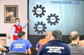 Büyükşehir'de iş sağlığı ve güvenliği öncelik