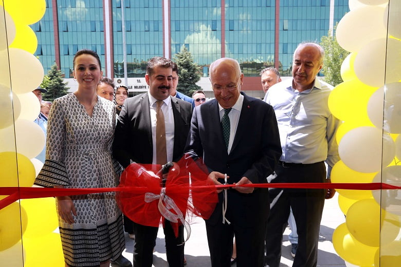 Yenimahalle'de 75 günde 262 yeni iş yeri açıldı