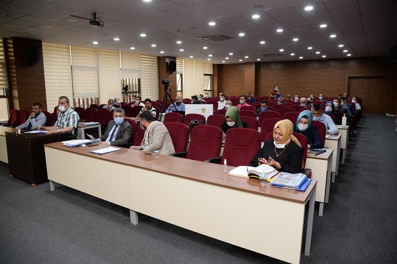 2019 faaliyet raporu meclisten geçti