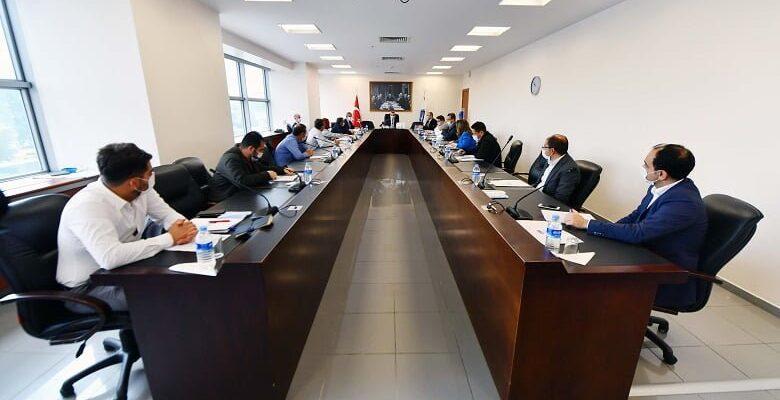 Ankara'da vektörle mücadele toplantısı düzenlendi