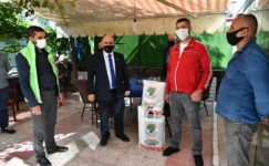 Mamak Belediyesi'nden kahvehanelere destek