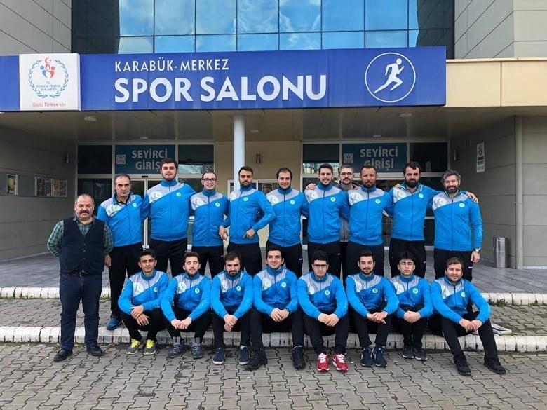Mamak Belediyesi Hentbol Takımı 1. Lige çıktı
