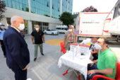 Yenimahalle'de 2 günde 100 ünite kan bağışlandı