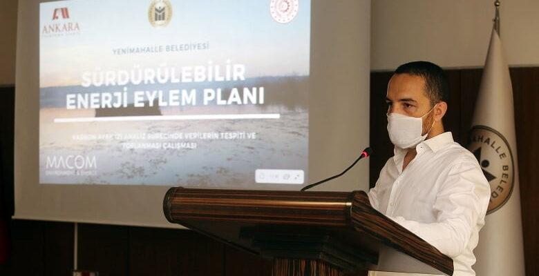 Yenimahalle'de hedef yüzde 40 daha temiz hava