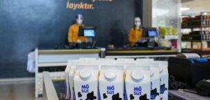 Ankara Halk Ekmek Dünya Süt Gününü kutladı