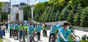 """Büyükşehir'in Ev Sahipliğinde """"3 Haziran Uluslararası Bisiklet Günü""""nde Bisiklet Turu"""