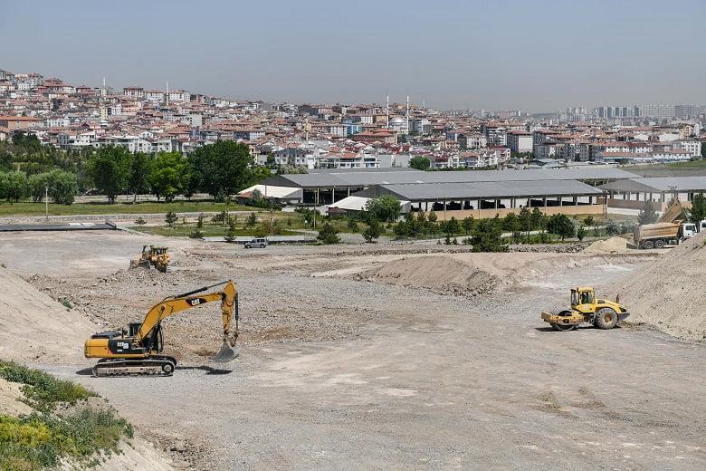 Başkan Yavaş Müjdeyi Verdi: Başkent'e 9 Kilometrelik Yeni Bulvar Geliyor