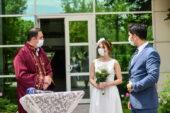 Büyükşehir'in bahçede nikah dönemi devam ediyor