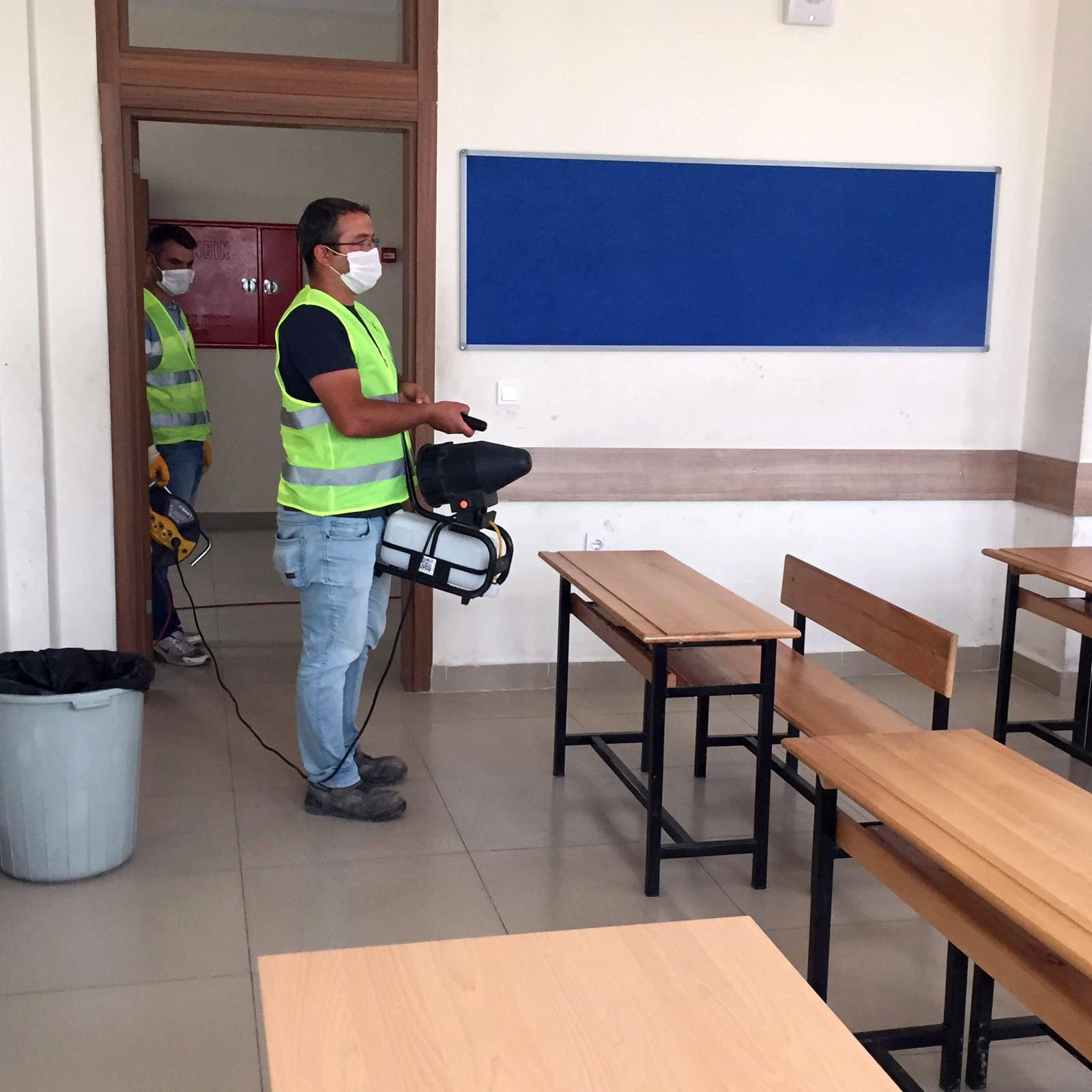 Yenimahalle'de okullar LGS'ye hazırlandı