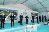 Millet bahçelerinin açılışını Erdoğan ile Kurum gerçekleştirdi