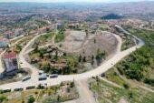 İşte Ankara'nın Altın Bahçesi