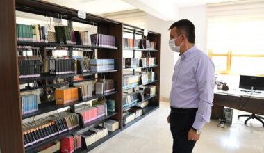 Kütüphaneler randevu sistemine geçiyor
