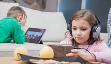 Dijitalleşme Çocuklarda Alarm Veriyor