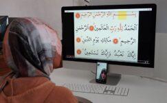 Keçiören'de görme engelli bireylere online Kur'an kursu