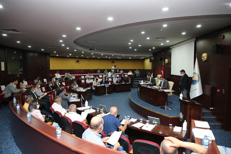 Başkan Şimşek Mega Projelerini Meclis Toplantısında Açıkladı