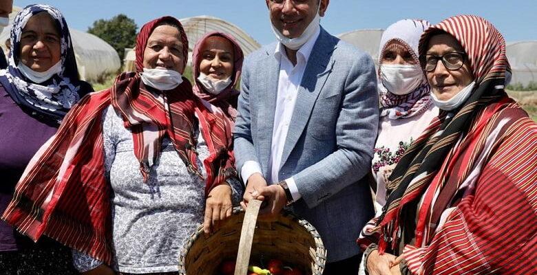 """İmamoğlu: """"Gerçek Belediyecilik Mutluluğu Her Kesime Yaymaktır"""""""
