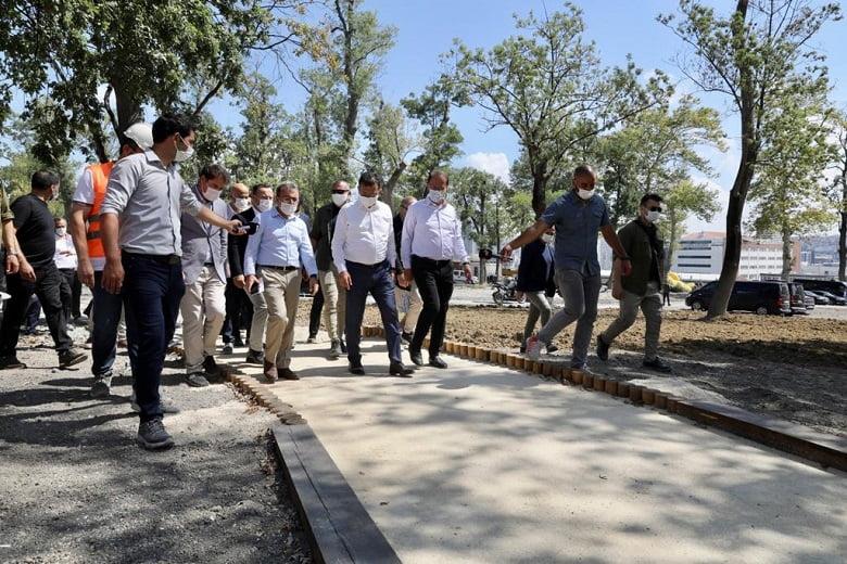 """İmamoğlu:"""" Bütün İstanbul Evimiz"""""""