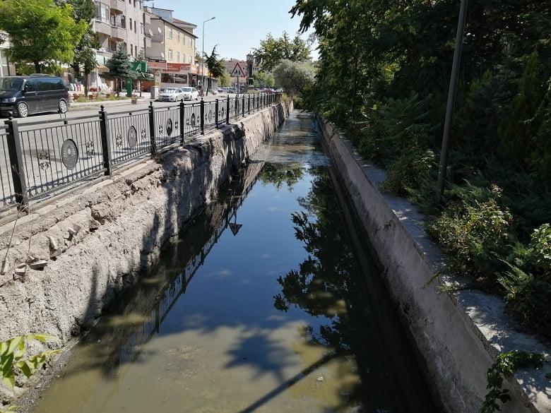 Gölbaşı Belediyesi kanalların onarımını tamamladı