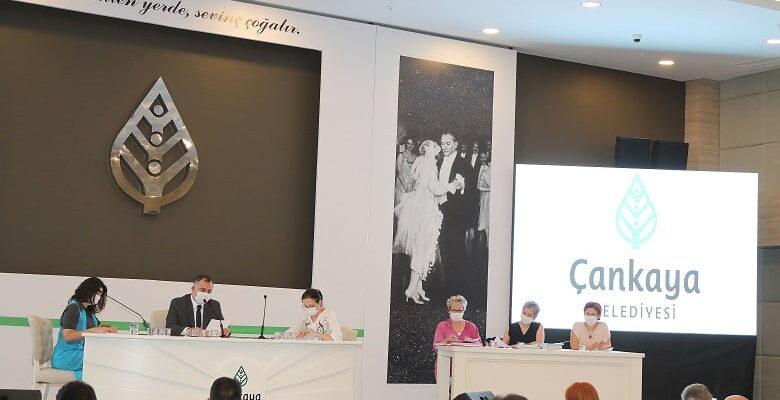 Çankaya Belediyesi 2019-2020 faaliyet raporunu onayladı