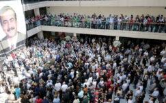 Çankaya'nın Eski Başkanı Doğan Taşdelen Son Yolculuğuna Uğurlandı