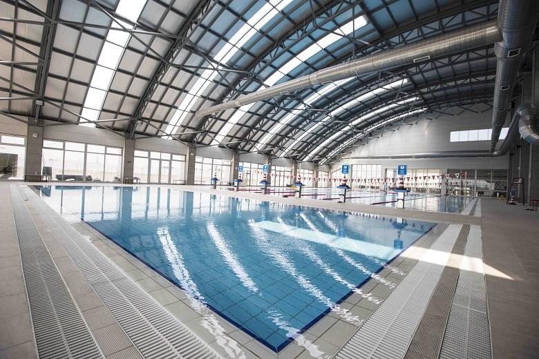 Bülent Ecevit Yüzme Havuzu ve Spor Kompleksi hizmete açıldı